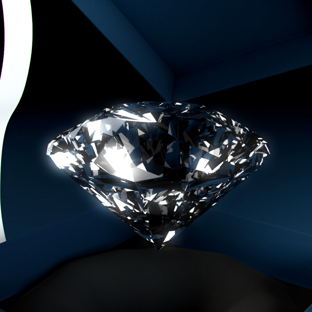 Diamond – Product Animation